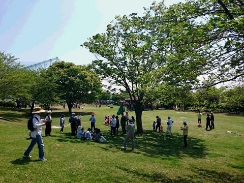 二丁目歩け歩け大会・2015・4 - コピー.JPG
